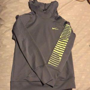 Nike lacrosse hoodie